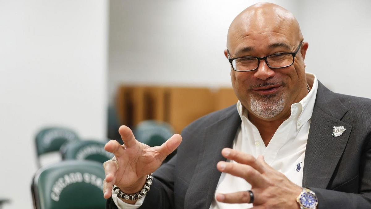 SMWW alumni chris zorich named chicago state athletic director